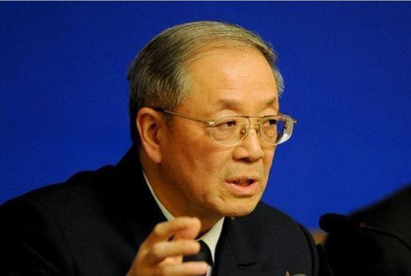 Doãn Trác, thiếu tướng, chuyên gia quân sự Trung Quốc (ảnh tư liệu)