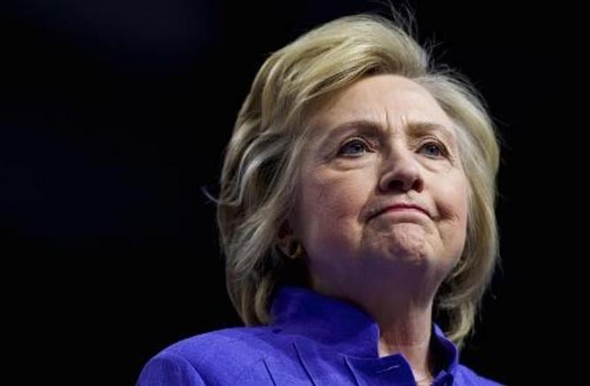 Ứng cử viên Tổng thống Mỹ Hillary Clinton. Ảnh: CNBC