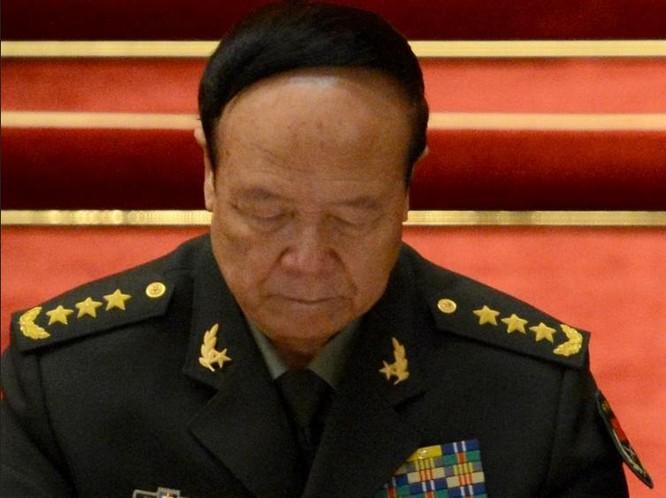 Hổ lớn tham nhũng Quách Bá Hùng được cho là từng có hành động chạy trốn ra nước ngoài, nhưng không thành công. Ảnh: Caixin