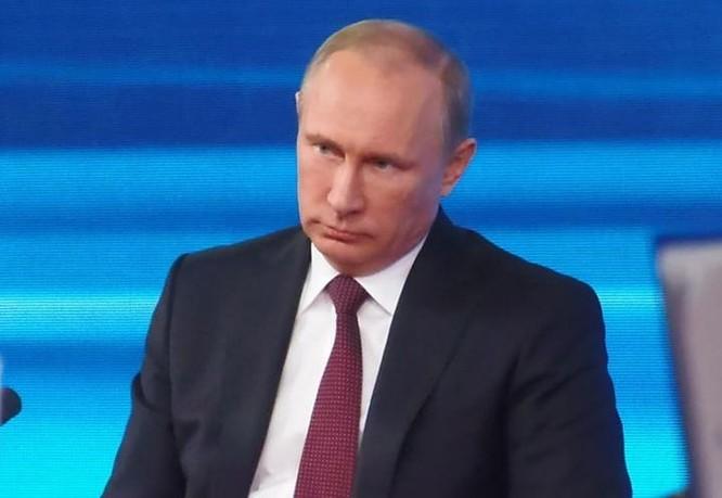 Tổng thống Nga Vladimir Putin. Ảnh: VOA