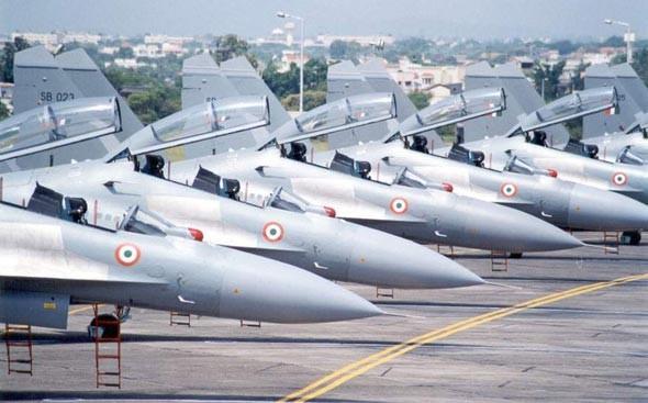 Máy bay chiến đấu Su-30MKI Không quân Ấn Độ