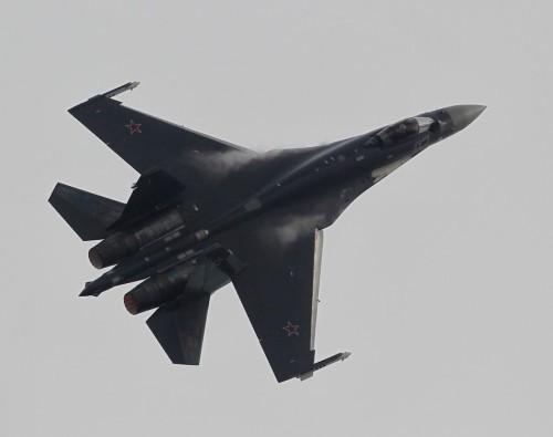 Trung Quốc mua máy bay chiến đấu Su-35 Nga (ảnh tư liệu)