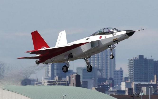 Nhật Bản phát triển máy bay chiến đấu thế hệ thứ năm Shinshin