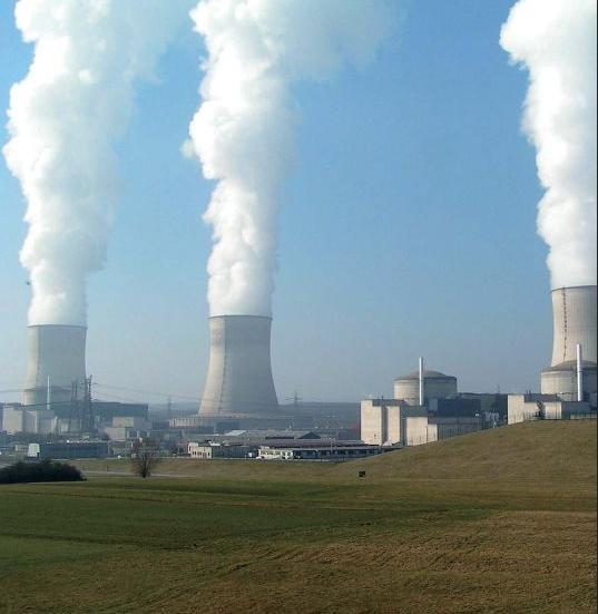 Nhà máy điện hạt nhân (ảnh minh họa)