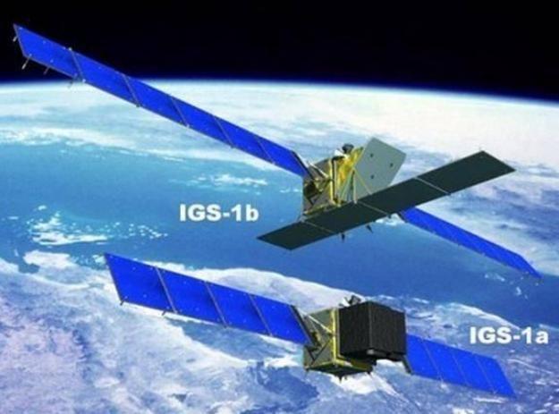 Hai vệ tinh trinh sát của Nhật Bản. Ảnh: QQ