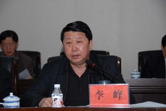 Lý Phong, Phó chủ tịch Hội đồng nhân dân tỉnh Liêu Ninh, Trung Quốc được cho là đã bị ngã ngựa.
