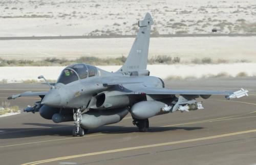 Máy bay chiến đấu Rafale Pháp. Ảnh: Sina