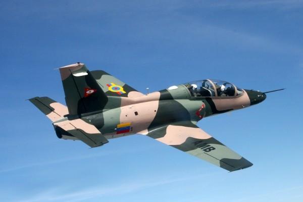 Máy bay huấn luyện K-8 Trung Quốc bán cho Venezuela