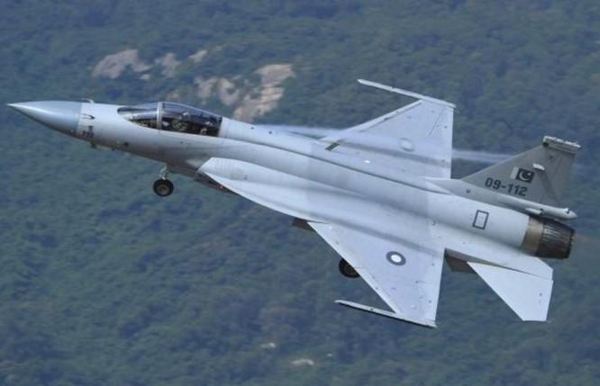 Máy bay chiến đấu Kiêu Long của Không quân Pakistan. Ảnh: Cankao