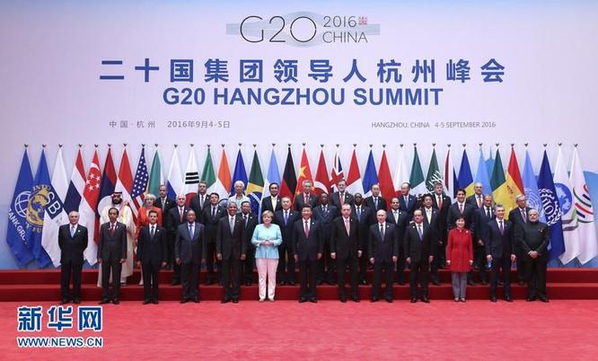 G20 tích cực trong chống tham nhũng. Ảnh: Tân Hoa xã