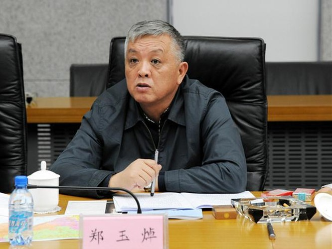 Trịnh Ngọc Trác, nguyên Phó Chủ nhiệm Ủy ban thường vụ Hội đồng nhân dân tỉnh Liêu Ninh bị điều tra vì mua bán phiếu bầu. Ảnh: RFA
