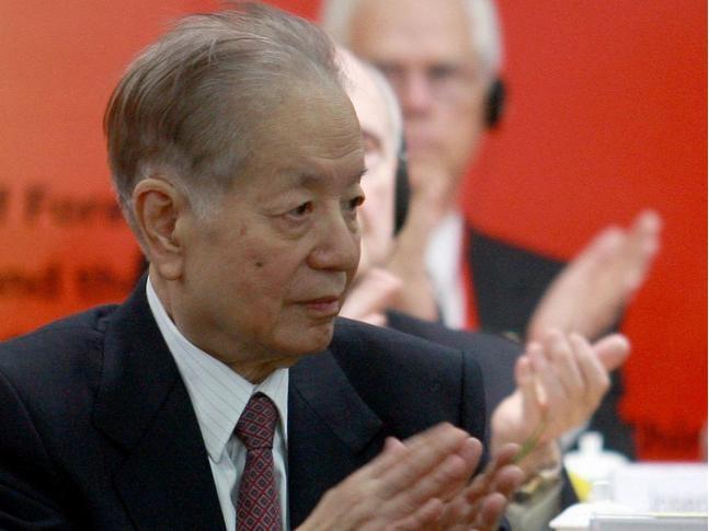 Tiền Kỳ Thâm, cựu Phó Thủ tướng, Bộ trưởng Ngoại giao Trung Quốc. Ảnh: Đa Chiều