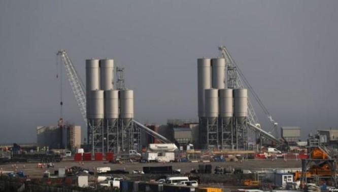 Địa điểm xây dựng nhà máy điện hạt nhân mà Trung Quốc muốn tham gia. Ảnh: Reuters/Cankao