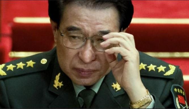 Thượng tướng Từ Tài Hậu, nguyên Phó Chủ tịch Quân ủy Trung ương Trung Quốc. Ảnh: BBC