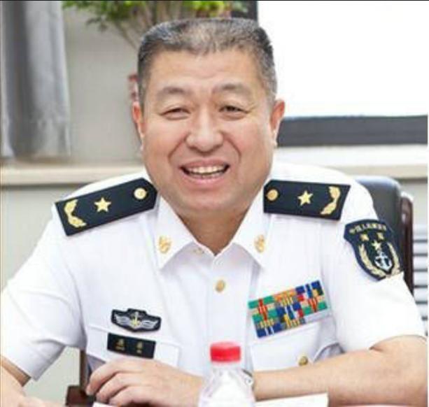 Thiếu tướng Khang Phi, Chính ủy Hạm đội Bắc Hải, Hải quân Trung Quốc. Ảnh: Bành Bái.