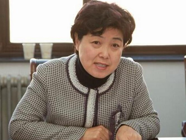 Đào Thục Cúc, chủ tịch thành phố Ulaanchab, khu tự trị Nội Mông Cổ, Trung Quốc đã bị điều tra. Ảnh: Đa Chiều.