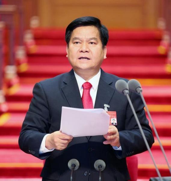 Lý Kỷ Hằng, tân bí thư đảng ủy Khu tự trị Nội Mông Cổ, Trung Quốc. Ảnh: báo Phượng Hoàng.