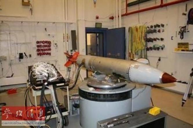 Bom hạt nhân B61-12 của Mỹ. Ảnh: Cankao