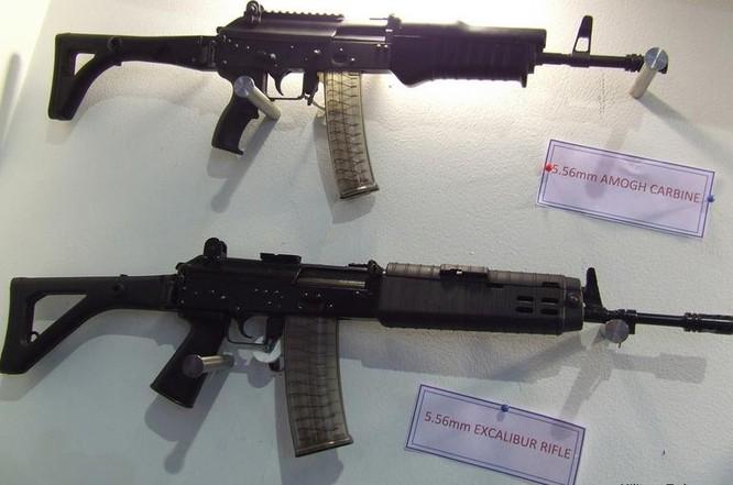 Súng trường Excalibur Ấn Độ. Ảnh: Defence.pk