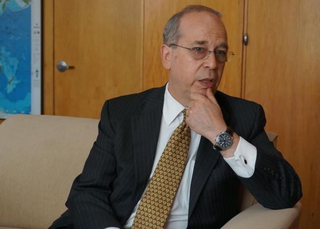 Trợ lý Ngoại trưởng Mỹ, Daniel Russel. Ảnh: Businesstimes