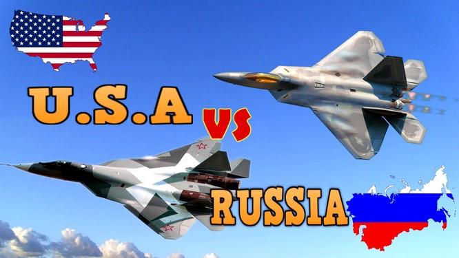 Chuyên gia Mỹ: Nga chỉ có thể chống đỡ được 10 - 20 ngày nếu Mỹ-Nga khai chiến ảnh 1