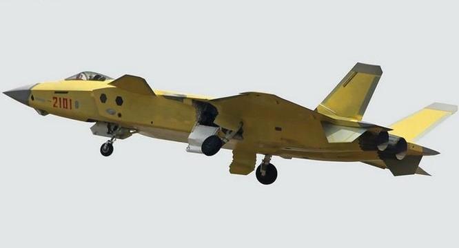 Máy bay chiến đấu J-20 Trung Quốc (ảnh tư liệu)