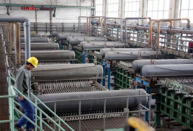 Tập đoàn Hóa chất Trung Quốc (ChemChina). Ảnh: Cankao