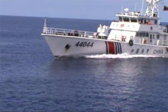 Tàu cảnh sát biển Trung Quốc (ảnh tư liệu)