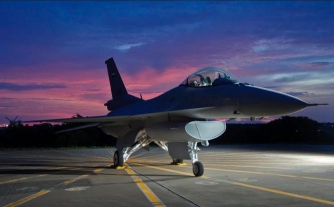 Máy bay chiến đấu F-16V. Ảnh Lockheed - Martin.com