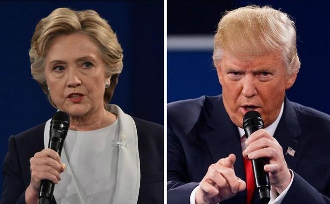 Ngày 8/11/2016 sắp đến gần, bà Hillary Clinton hay ông Donald Trump sẽ là Tổng thống tiếp theo của nước Mỹ? Ảnh: The Epoch Times