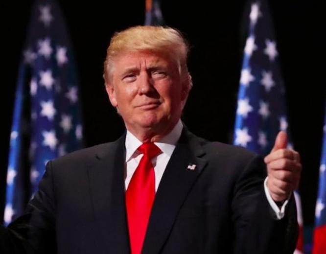 Ông Donald Trump