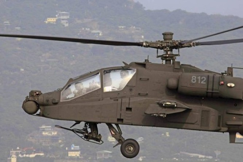Mỹ bán vũ khí cho Đài Loan (ảnh tư liệu)
