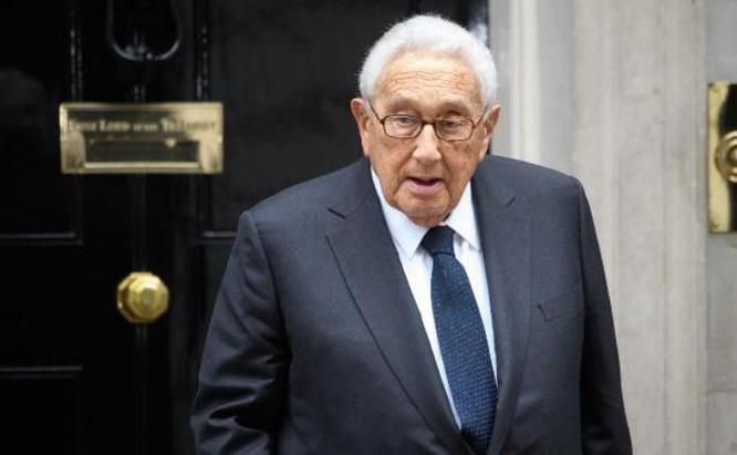 Henry Kissinger, cựu Ngoại trưởng Mỹ. Ảnh: The Australian