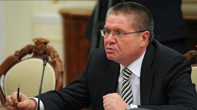 Bộ trưởng Bộ Phát triển Kinh tế Nga Alexei Ulyukayev. Ảnh: Sputniknews