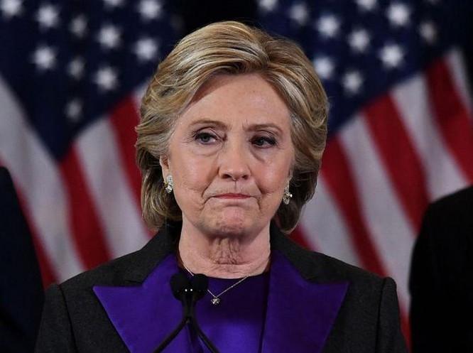 Bà Hillary Clinton. Ảnh: Eurasia Diary
