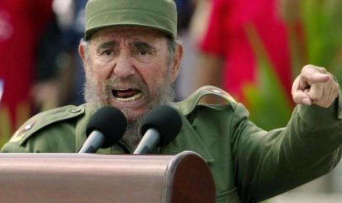 Lãnh tụ Fidel Castro của Cuba. Ảnh: CNN