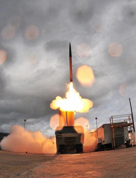 Mỹ muốn triển khai hệ thống phòng thủ khu vực tầm cao đoạn cuối (THAAD) ở Hàn Quốc (ảnh tư liệu)