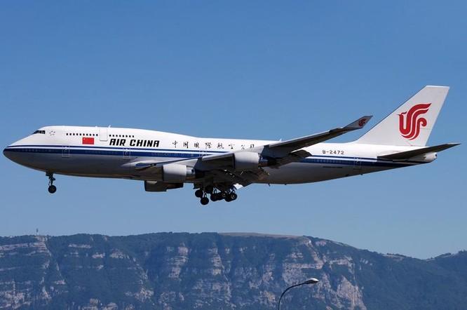 Máy bay chở khách Trung Quốc mua của hãng Boeing Mỹ. Ảnh: Planespotters