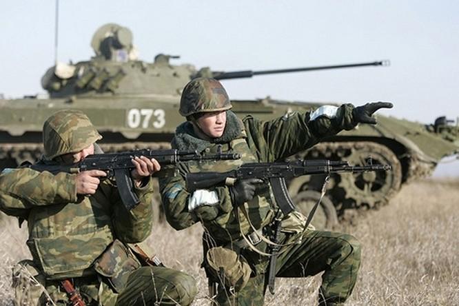 Quân nhân Nga