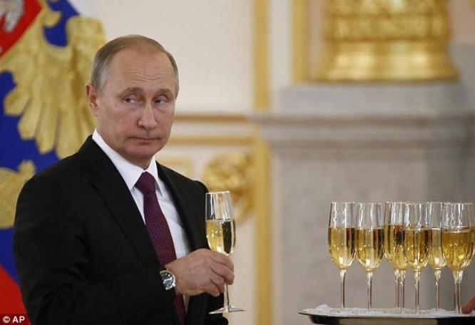 Tổng thống Nga Vladimir Putin. Ảnh: bjd.com.cn