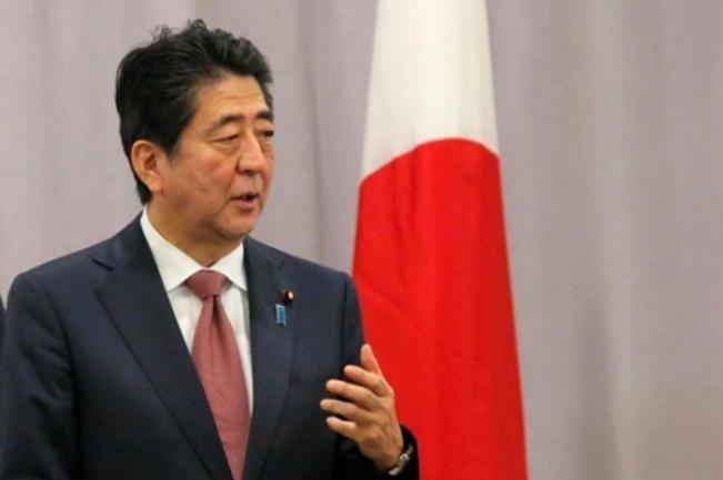 Thủ tướng Nhật Bản Shinzo Abe. Ảnh: Chinanews