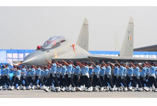 Không quân Ấn Độ (ảnh minh họa)