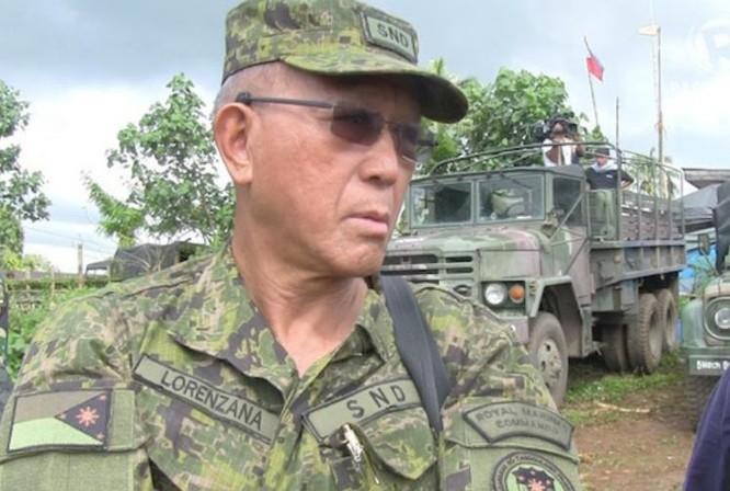 Bộ trưởng Quốc phòng Philippines, Delfin Lorenzana. Ảnh: Rappler