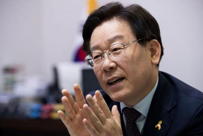 Ông Lee Jae-myung, Thị trưởng thành phố Seongnam, Hàn Quốc. Ảnh: Stars and Stripes