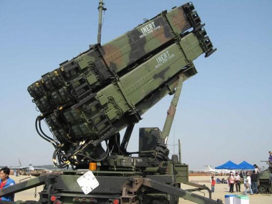 Hệ thống tên lửa phòng không Patriot-3 (ảnh tư liệu)