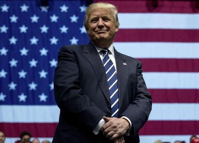 Tổng thống đắc cử Mỹ Donald Trump. Ảnh: Washington Times
