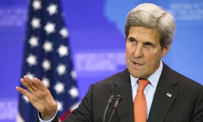 Ngoại trưởng Mỹ John Kerry. Ảnh: The Guardian