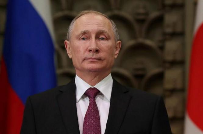Tổng thống Nga Vladimir Putin. Ảnh: ABC News