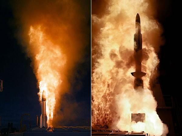 Tên lửa SM-3 Block 2A do Mỹ - Nhật hợp tác phát triển (ảnh tư liệu)