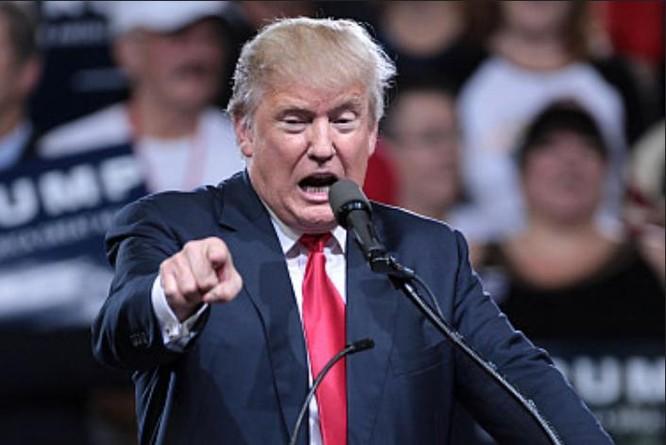 Tổng thống đắc cử Mỹ Donald Trump. Ảnh: The Diplomat